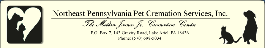 Northeast Pennsylvania Pet Cremation Services, Inc.